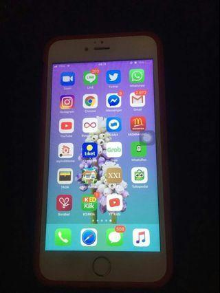 iPhone 6s+ 128GB gold