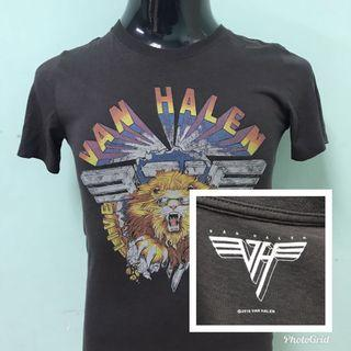 T-Shirt Band Van Helan