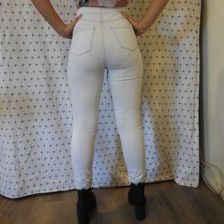 Supre highwaisted jeans, light blue