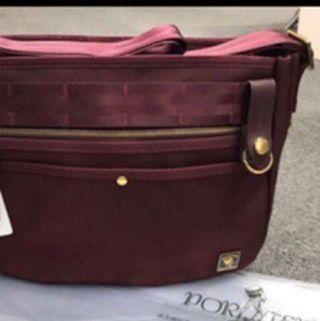 PORTER International Messenger Bag