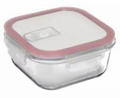 Pyrex Easy Vent Storage Square 805ml with Silicon Lid