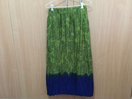 M&S Ombre Maxi Skirt
