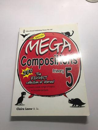 🚚 Primary 5 English composition book