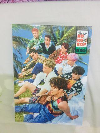 EXO The War Kokobop Album