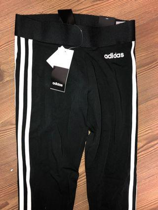 Adidas Leggings - Essential 3 Stripes