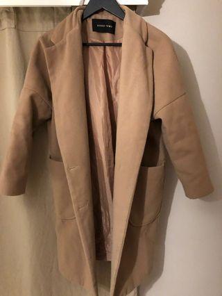 Korean Wool Coat