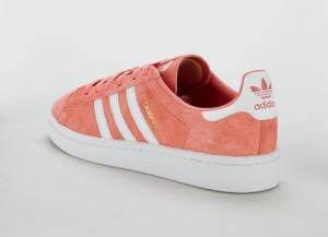 Adidas Gazelle Sneakers in Coral