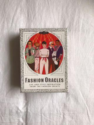 Fashion Oracles Game