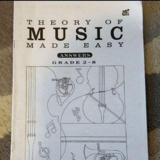 Lina ng music theory answer g2 to g8