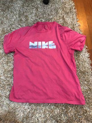 Nike baggy t shirt