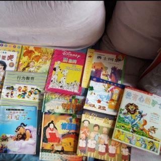 Chinese Story Books bundles 7 yrs onwards