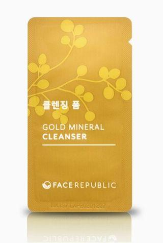 Gold Mineral Cleanser