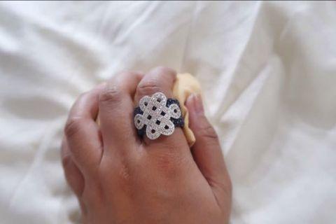 92.5 SES Mystic Knot Sting Ray (Rare)