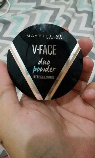 CONTOUR MAYBELLINE FACE DUO POWDER