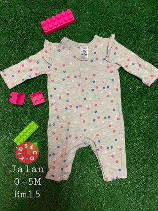 Jumpsuit Raya for Baby Girl RM10