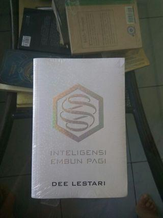 Novel Supernova : Intelegensi Embun Pagi