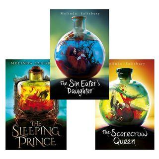 The Sin Eater's Daughter Complete Trilogy by Melinda Salisbury