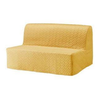 Ikea Lycksele sofa bed cover