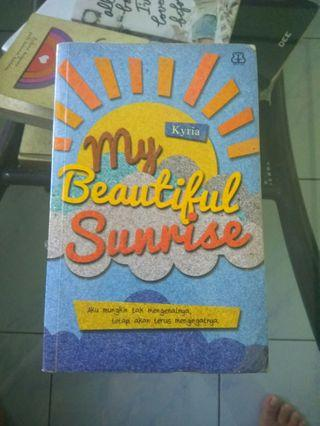 Novel My Beautiful Sunrise