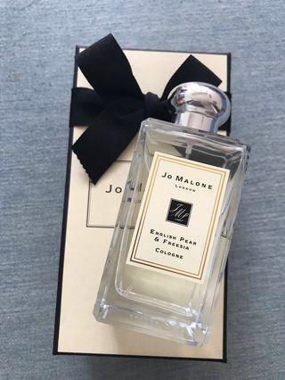 (全新)Jo Malone 香水(English Pear & Freesia Cologne)