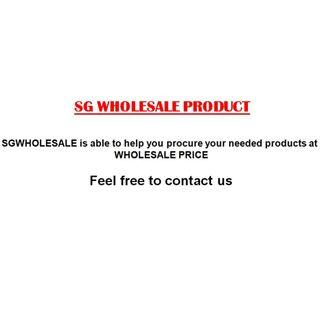 We can help you procure your products at wholesale price