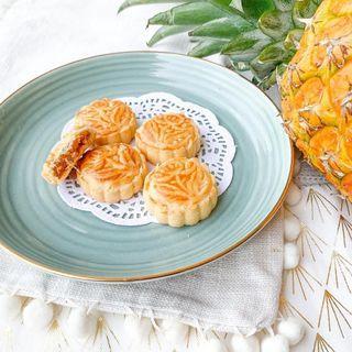 Pineapple Nastar by Talhah Cookies