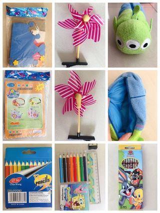 🚚 DIY headdress girl hair clip caterpillars pencil case Nickelodeon colour pencil spongebob HB pencil
