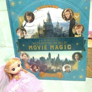 Movie Magic Volume 1 by JK Rowling