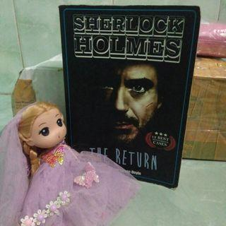 Sherlock Holmes The Return by Sir Arthur Conan Doyle