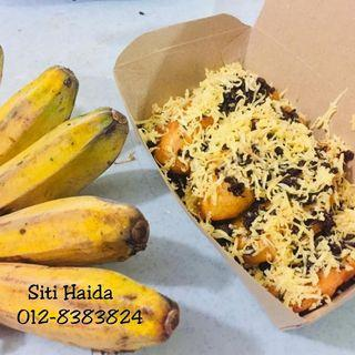 Pisang goreng cheese!!!