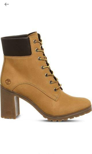 00a599a84ff Timberland Allington 6 leather ankle boots