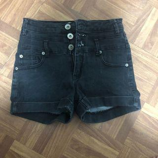 Cotton on high waist short