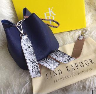 Find Kapoor with BOX NAVY NEW