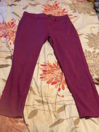 Pants stretchable