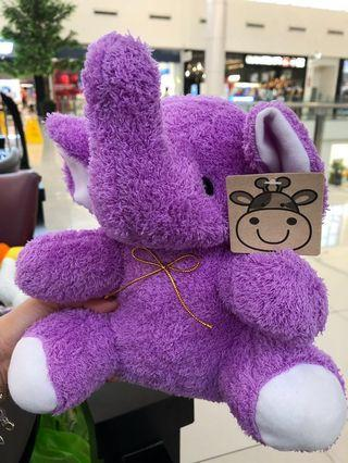 Elephant Stuffed Toy (from Thailand) 🇹🇭
