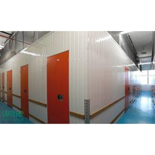 Aircon/Non-AC self-storage for personal/business