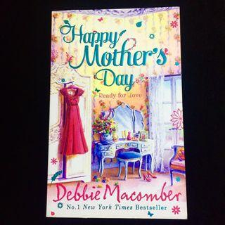 Happy Mother's Day by Debbie Macomber (romance novel book)