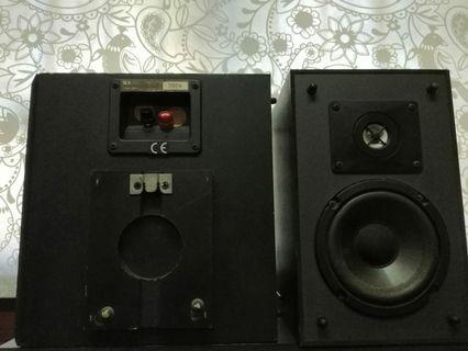 Wts: Hi End Sound Dynamics Surround Bipolar Spks