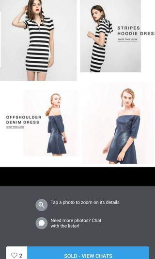 Sell / trade Brand new Osmose Dress
