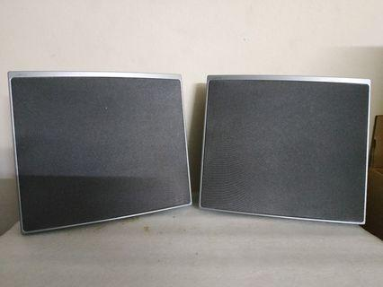 Jamo A500 flat speakers Denmark Made