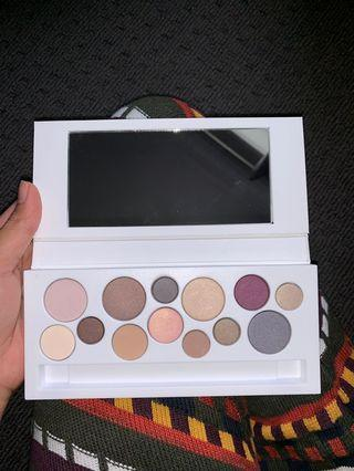 Clinique party eyes shadow palette