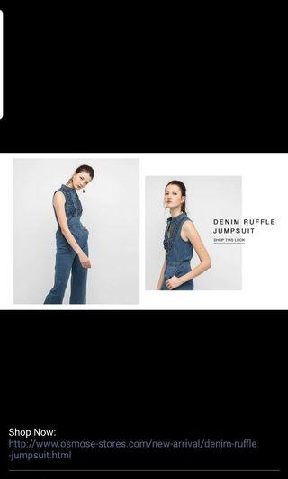 Trade/ Sell Osmose Jumpsuit