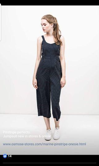 Trade/ sell Brand new Osmose Jumpsuit Stripe line