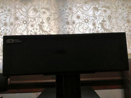 Wts: Hi end Sound Dynamics Center Speakers