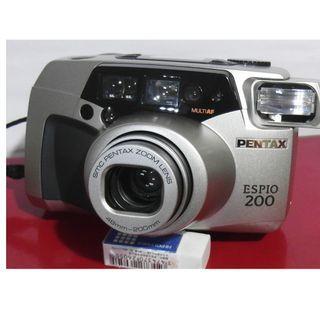 PENTAX ESPIO 200 全自動變焦底片相機
