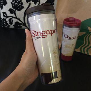 Singapore Starbucks City Tumbler