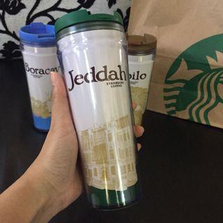 SALE!! Jeddah Starbucks City Tumbler