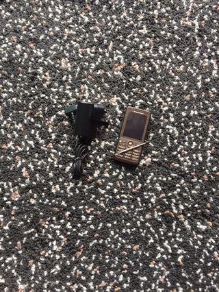 觸控 Sony Ericsson SE 手機 + 充電器
