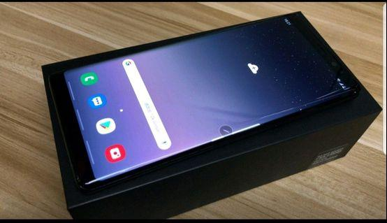 自售Samsung note8 黑 保固至2019.11.23