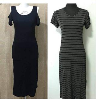 Bundle midi dress